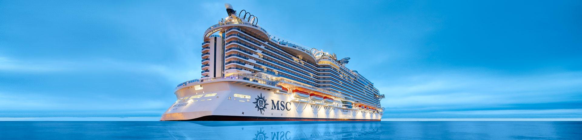 MSC Cruises Kreuzfahrten