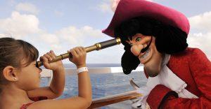 Magische Begegungen bei Disney Cruise Line