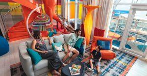 Familen Suiten bei Royal Caribbean