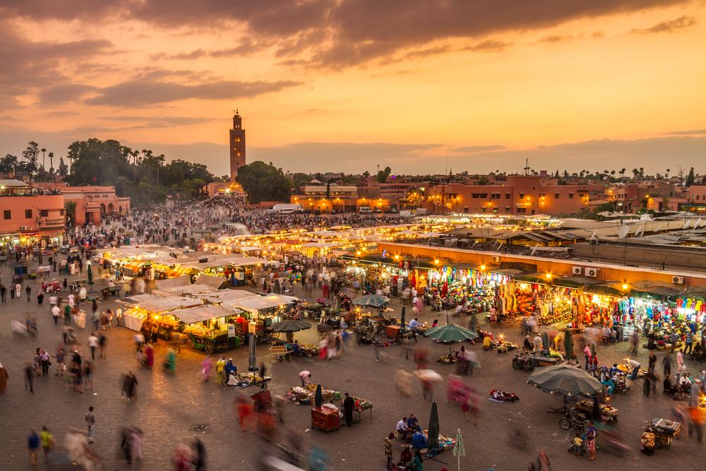 5 wichtige Dinge, die Sie während Ihres Besuchs in Marrakesch sehen sollten