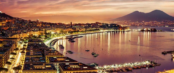 Tipps für Ihre Flug+Hotel Reise nach Neapel