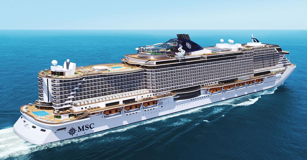 Endlich wieder! Mittelmeerkreuzfahrten ab August 2020 mit MSC Cruises