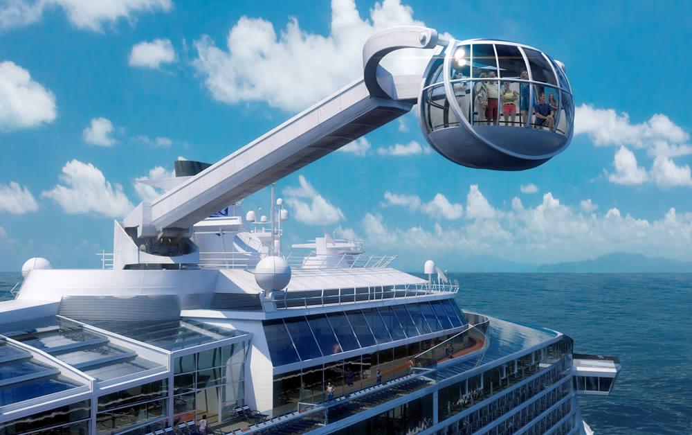 Odyssey of the Seas North Star